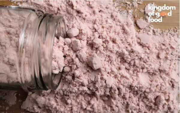 Himalayan Rock Salt Powder (Dark Pink)