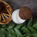 Kivu Ragi Peanut Butter Cookie