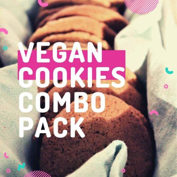 Kivu Vegan Cookies Combo Pack