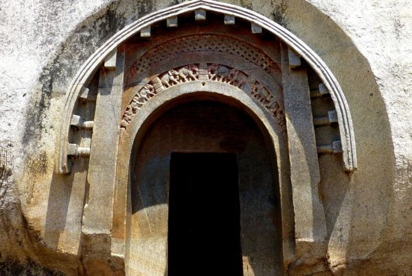 Kivu Wonders of India Barabar Caves