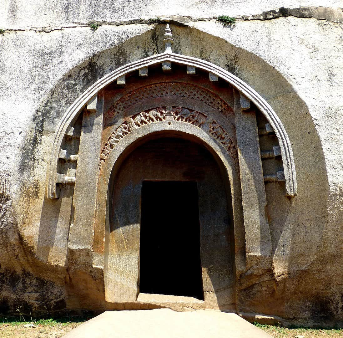 Barabar Caves: India's oldest caves have mirror-polished walls that still looks fresh