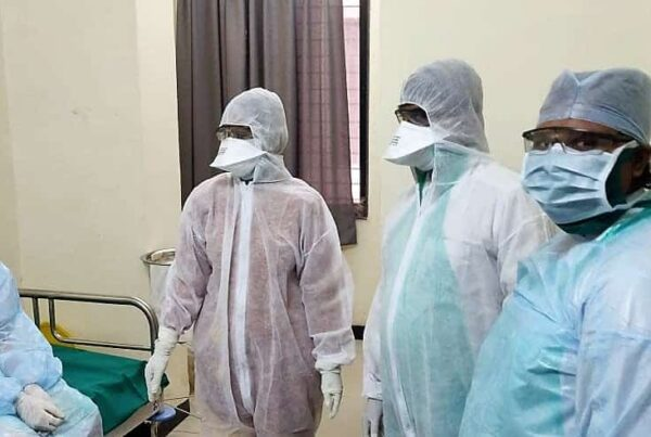 Kivu Hero Dr. Savita Sonawane Corona Warrior pathologist Aurangabad